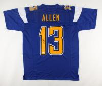 Kennan Allen Signed Jersey (JSA COA) at PristineAuction.com