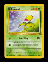 Bellsprout 1999 Pokemon Jungle Unlimited #49 at PristineAuction.com