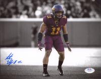 Antoine Winfield Jr. Signed Minnesota Golden Gophers 8x10 Photo (PSA COA) at PristineAuction.com