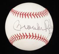 "Brooks Robinson Signed OML Baseball Inscribed ""HOF 1983"" (Beckett COA) at PristineAuction.com"