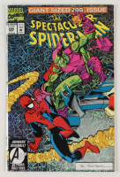"""1993 Giant-Sized 200th Issue """"The Spectacular Spider-Man"""" Issue #200 Marvel Comic Book at PristineAuction.com"""