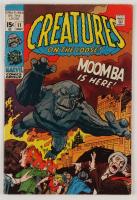 """1971 """"Creatures on the Loose"""" Issue #11 Marvel Comic Book (See Description) at PristineAuction.com"""