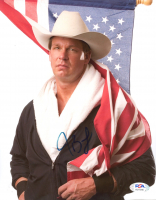 "John ""Bradshaw"" Layfield Signed WWE 8x10 Photo (PSA COA) at PristineAuction.com"
