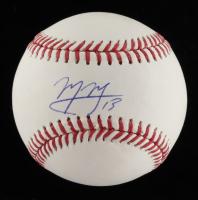 Manny Machado Signed OML Baseball (PSA COA) at PristineAuction.com