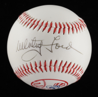 Whitey Ford Signed Yankees Baseball (Beckett COA) at PristineAuction.com