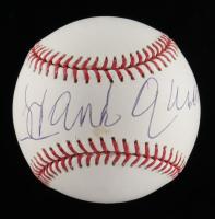 Hank Aaron Signed OML Baseball (PSA Hologram) at PristineAuction.com