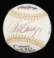 """Steve Garvey Signed Gold Glove Award Baseball Inscribed """"74 NL MVP"""" (Beckett COA) at PristineAuction.com"""