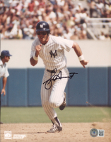 Bucky Dent Signed Yankees 8x10 Photo (Beckett COA) at PristineAuction.com