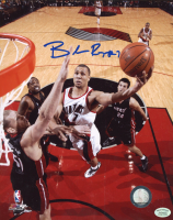 Brandon Roy Signed Trailblazers 8x10 Photo(Hollywood Collectibles Hologram) at PristineAuction.com