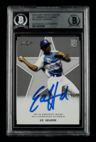 Ed Howard Signed 2019 Leaf Perfect Game All-American Classic Autograph #DI-16 (BGS Encapsulated) at PristineAuction.com