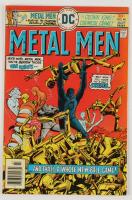 "1976 ""Metal Men"" Issue #46 DC Comic Book (See Description) at PristineAuction.com"