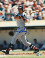 Jose Canseco Signed Red Sox 8x10 Photo (Beckett COA) at PristineAuction.com