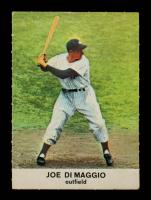 Joe DiMaggio 1961 Golden Press #9 at PristineAuction.com