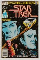 "1980 ""Marvel Comics Group: Star Trek"" Issue #1 Marvel Comic Book at PristineAuction.com"