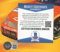 Eric McClure Signed NASCAR 8x10 Photo (Beckett COA) at PristineAuction.com