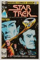 "1980 ""Marvel Comics Group: Star Trek"" Issue #1 Marvel Comic Book (See Description) at PristineAuction.com"