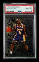 Kobe Bryant 1996-97 Metal #181 (PSA 8) at PristineAuction.com