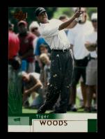 Tiger Woods 2002 Upper Deck #1 at PristineAuction.com