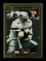 Emmitt Smith 1990 Action Packed Rookie Update #34 RC at PristineAuction.com