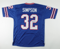 O.J Simpson Signed Jersey (JSA COA) at PristineAuction.com