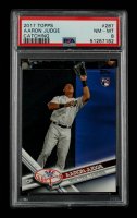 Aaron Judge 2017 Topps #287A RC (PSA 8) at PristineAuction.com