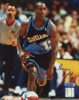 Brevin Knight Signed Cavaliers 8x10 Photo (TriStar Hologram) at PristineAuction.com
