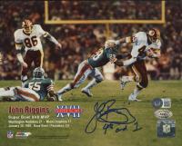 "John Riggins Signed Redskins 8x10 Photo Inscribed ""4th and 1"" (Beckett COA & Riggins Hologram) at PristineAuction.com"
