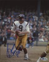 "Sonny Jurgensen Signed Redskins 8x10 Photo Inscribed ""HOF 83"" (Beckett COA) at PristineAuction.com"
