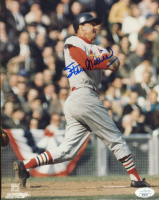 Stan Musial Signed Cardinals 8x10 Photo (JSA COA) at PristineAuction.com