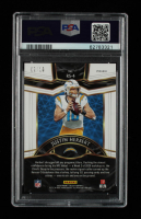 Justin Herbert 2020 Select Rookie Selections Prizm Gold #4 #2/10  (PSA 10) at PristineAuction.com
