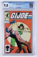 "1988 ""G.I. Joe"" Issue #67 Marvel Comic Book (CGC Encapsulated - 9.8) at PristineAuction.com"