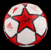 Trent Alexander-Arnold signed UEFA Champions League Final Soccer Ball (Fanatics Hologram) (See Description) at PristineAuction.com
