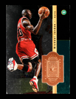 Michael Jordan 1998-99 SPx Finite #S1 PROMO at PristineAuction.com