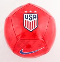 "Alex Morgan Signed Team USA Soccer Ball Inscribed ""B2B WWC Champs"" (Fanatics Hologram) (See Description) at PristineAuction.com"