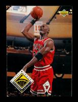 Michael Jordan 1993-94 Upper Deck #438 BT at PristineAuction.com