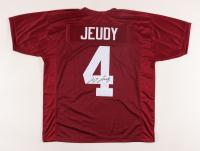 Jerry Jeudy Signed Jersey (JSA Hologram) at PristineAuction.com