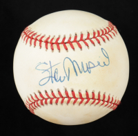 Stan Musial Signed ONL Baseball (Beckett COA) at PristineAuction.com