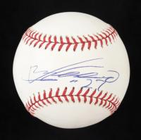 Vladimir Guerrero Signed OML Baseball (Beckett COA) at PristineAuction.com