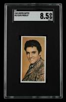 Elvis Presley 1963 Mister Softee's Top 20 #12 (SGC 8.5) at PristineAuction.com