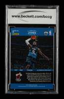 LeBron James 2012-13 Absolute Panini All-Stars #2 (BCCG 10) at PristineAuction.com