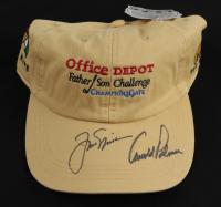 Jack Nicklaus & Arnold Palmer Signed Office Depot Father/Son Challenge Hat (JSA LOA) at PristineAuction.com