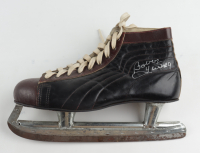 Bobby Hull & Stan Mikita Signed Player Model Ice Skate (JSA LOA) (See Description) at PristineAuction.com