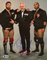 Tully Blanchard Signed WWE 8x10 Photo with Inscription (Beckett COA) at PristineAuction.com