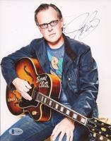 Joe Bonamassa Signed 8x10 Photo (Beckett COA) at PristineAuction.com