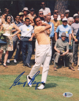 Gary Player Signed 8x10 Photo (Beckett COA) at PristineAuction.com
