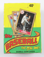 1987 Topps Baseball Cards Box of (36) Wax Packs at PristineAuction.com