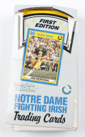 1990 Notre Dame Collegiate Collection Box of (36) Packs at PristineAuction.com