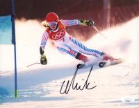 Mikaela Shiffrin Signed Team USA 8x10 Photo (JSA Hologram) at PristineAuction.com