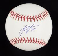 Justin Verlander Signed OML Baseball (JSA LOA) at PristineAuction.com