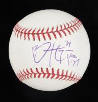 Bryce Harper Signed OML Baseball (JSA LOA) at PristineAuction.com